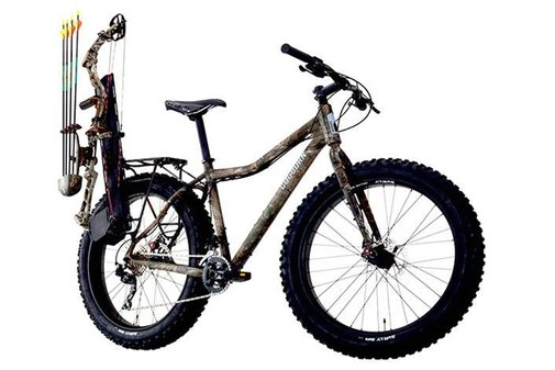 Cogburn Hunting Bike | Man of Many