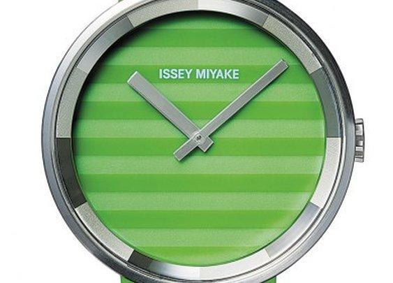 """Issey Miyake """"Please"""" unisex watch"""