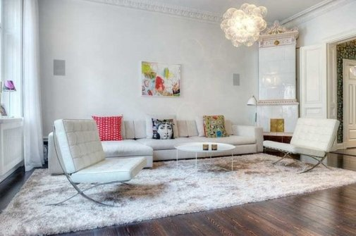 Small Apartment with Scandinavian style Interior, Scandinavian design ideas