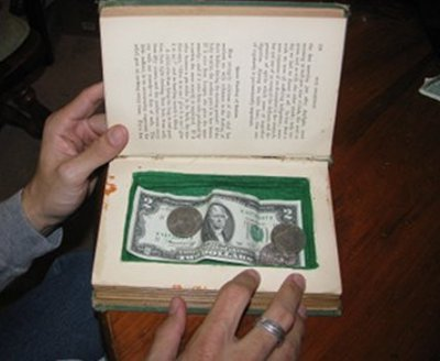 How to Make Secret Book Safe | The Art of Manliness