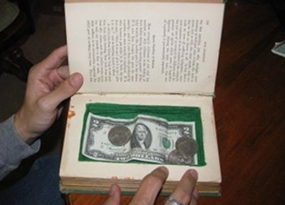 How to Make Secret Book Safe   The Art of Manliness
