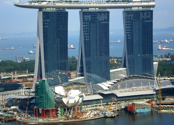 10 Fascinating Skybridges