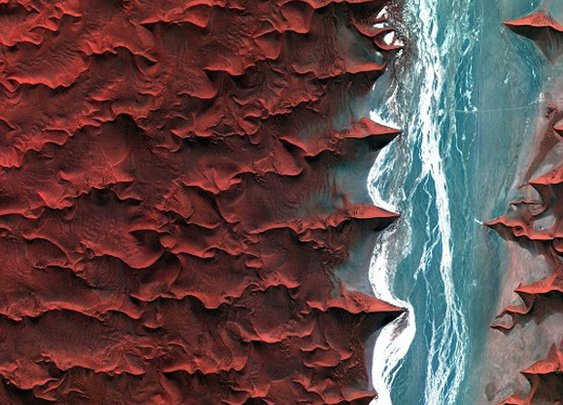 Desert Still Life: Beautiful Images From Space