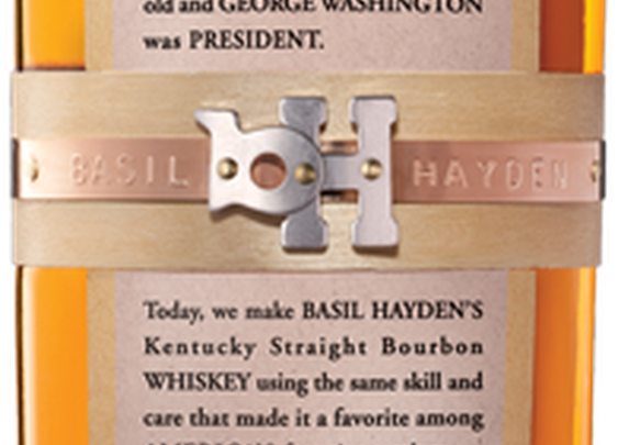 Basil Hayden's | Basil Hayden's - Whiskey. Among Other Things...