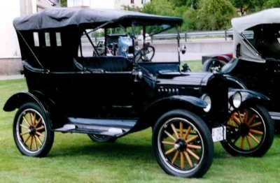 The Importance of the Model T
