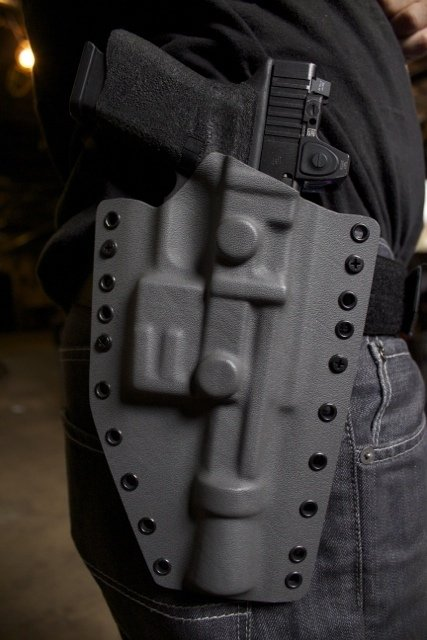 Han Solo Glock Holster: A Match for a Good Blaster