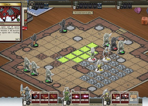 Card Hunter ready for release in September | Web Game 360