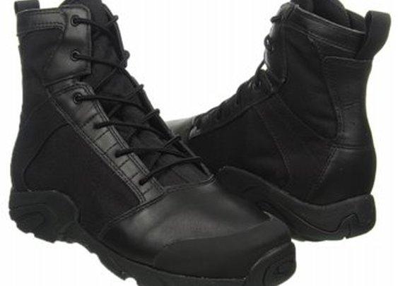 Men's Oakley  LSA Boot Terrain Black Shoes.com
