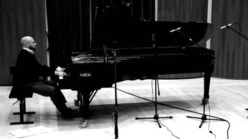 """Recording Chopin. Sergio Marchegiani records Chopin's """"Nocturnes"""" at Fazioli Concert Hall. - YouTube"""