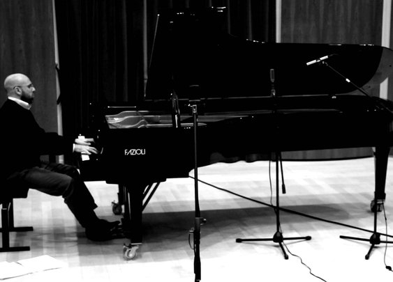 "Recording Chopin. Sergio Marchegiani records Chopin's ""Nocturnes"" at Fazioli Concert Hall. - YouTube"