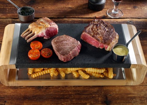 Steakstones Grilling Slab