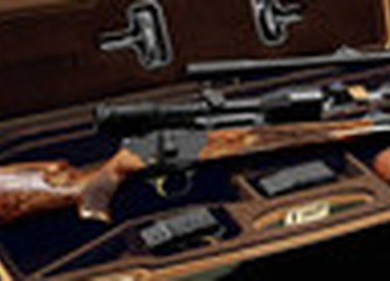 Blaser USA: R8 Bolt Action Rifle
