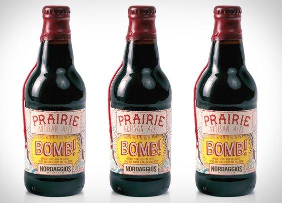 Prairie Bomb Beer | Uncrate