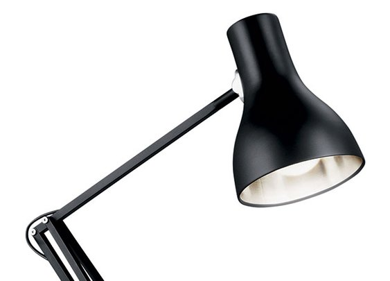 Anglepoise lamp by Kenneth Grange