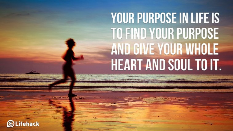 How to Find Your Life's Purpose and Make Yourself a Better Person