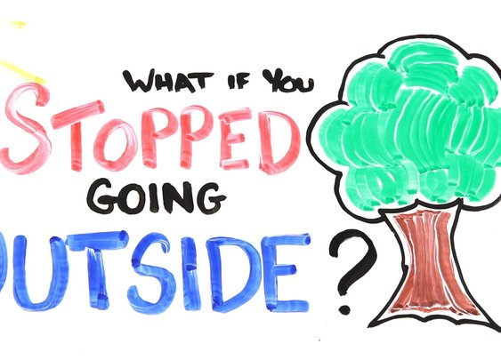 What If You Stopped Going Outside? - YouTube