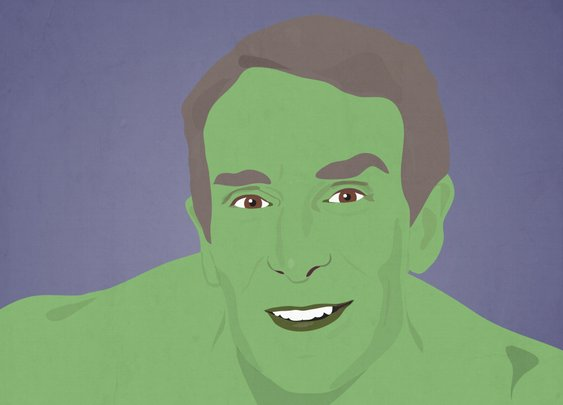Bill Nye, LeVar Burton, And Other Childhood Favorites As Superheroes