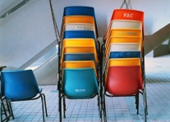 Robin Day Polyprop Chair