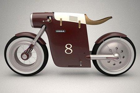 Monocasco Electric Bike Concept