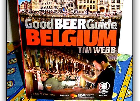 Belgian Beer Board - The 6th. Edition Good Beer Guide Belgium - Tim Webb