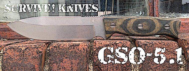 Survive! Knives