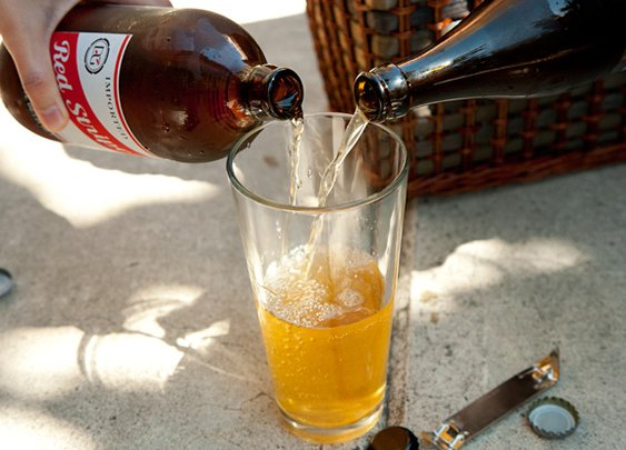 Bubbly Beer Cocktail Recipes - CHOW