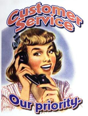 Family business and customer service