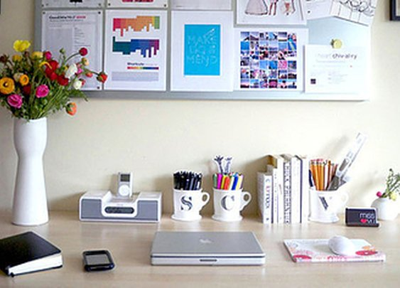 30 Ways To Instantly Transform Your Workspace
