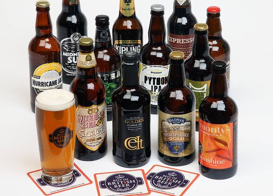 beer for a year club by best of british beer | notonthehighstreet.com
