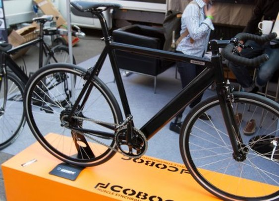 Coboc impersonates non-electric bike to take Gold Award at Eurobike