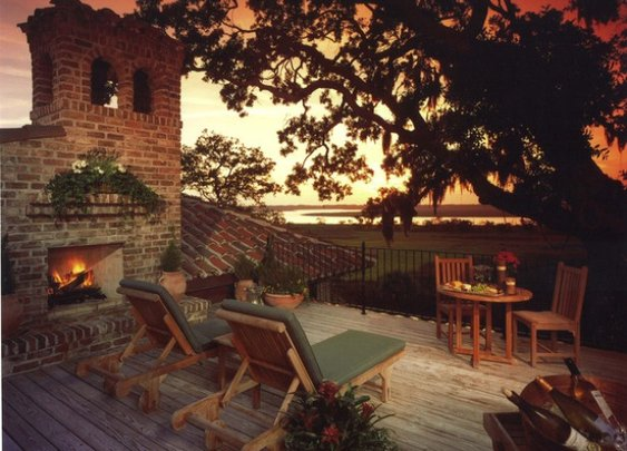 Outdoor Fireplace Plan for Your Backyard, Outdoor Fireplace Design Ideas