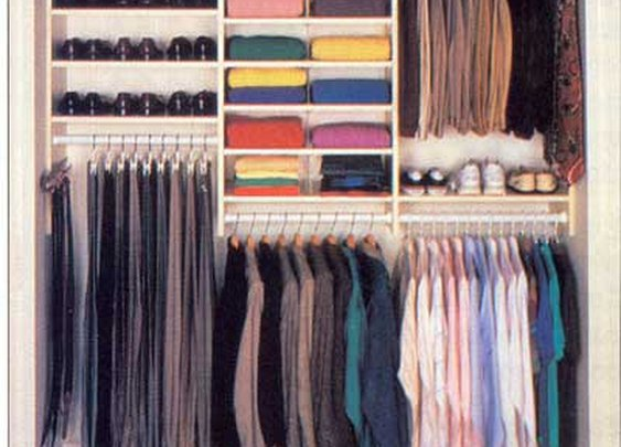 "TLC ""How to Design a Man's Closet"""