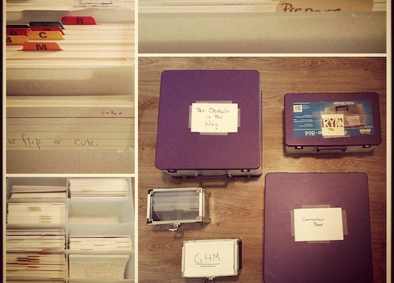 """How And Why To Keep A """"Commonplace Book"""" 
