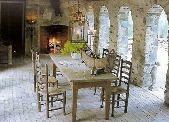 Best dining room ever.