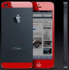 iPhone 5S Red ~ The Good Guys Corner