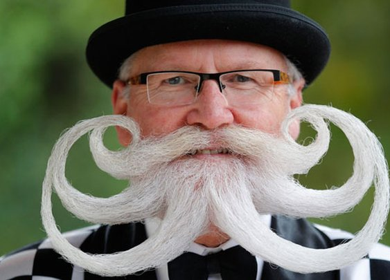 Hail to the Hirsute: 7 Posts that Give a Little Love to the Moustached - Technorati Lifestyle