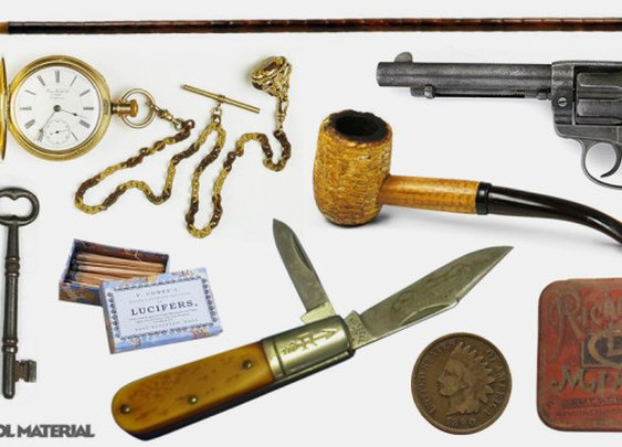 Everyday Carry: Late 1800′s | Cool Material