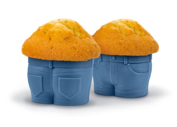 Muffin Tops Cupcake Molds - hahaha