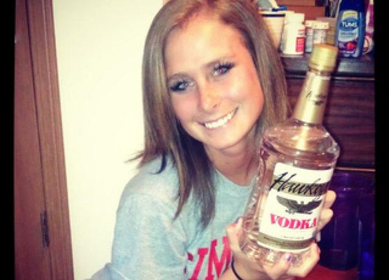 Samantha Lynn Goudie, Drunk Girl, Blows .341 In Jail, Tweets 'YOLO' (UPDATED)