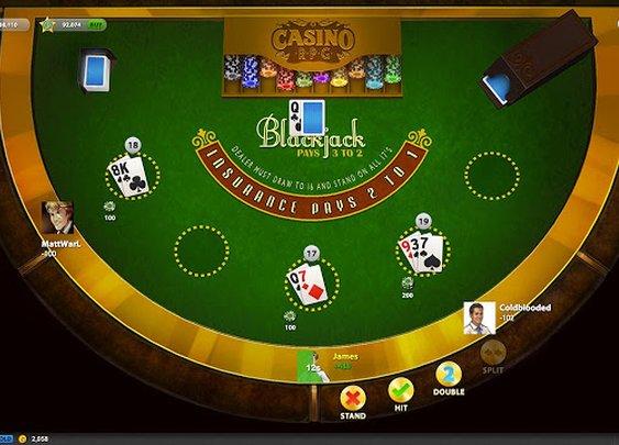 CasinoRPG Hits Open Beta | Web Game 360
