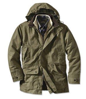 Sandanona Wax Cloth Jacket