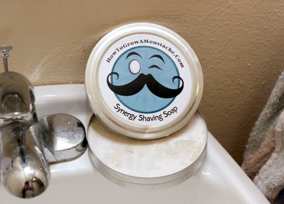 Synergy Shaving Soap by How To Grow A Moustache: A New Paradigm?