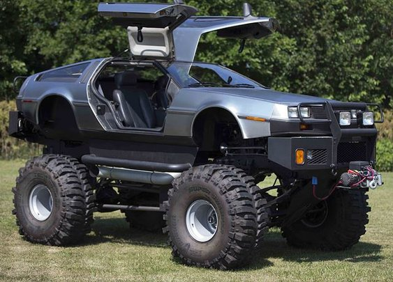 We're Going to Need a Bigger Flux Capacitor