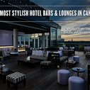 The Most Stylish Hotel Bars in Canada « Sharp - Canada's Magazine for Men Sharp – Canada's Magazine for Men