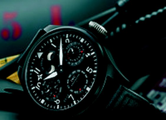 Fancy - IWC Big Pilot's Watch Perpetual Calendar Top Gun