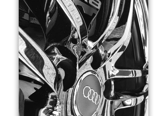 Audi Art Photograph Car Artwork Boyfriend Gift Husband by GuyThing