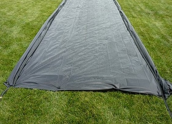 Build a DIY Slip 'n Slide for Mega-Sized Fun