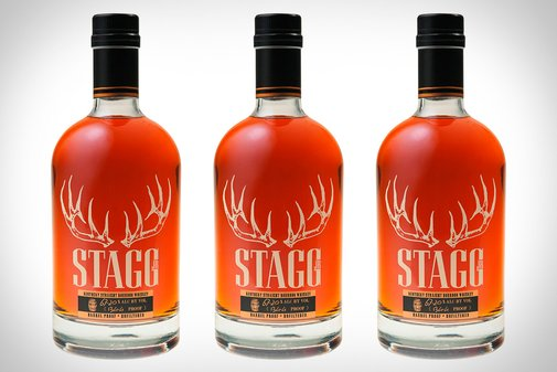 Buffalo Trace Stagg Jr. Bourbon | Uncrate