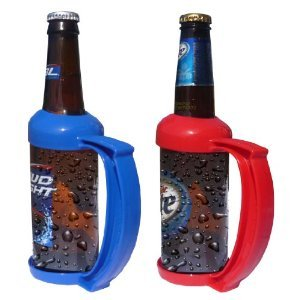 Go Pong Bottle Grip Retail 2 Pack, 12-ounce