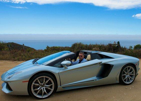 Interview: Filippo Perini, Lamborghini's Head of Design